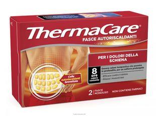 Thermacare - Fasce Autoriscaldanti Schiena Confezione 2 Pezzi (Confezione Danneggiata)