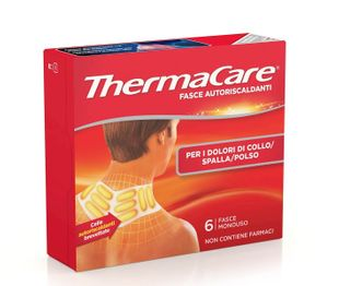 Thermacare - Fasce Autoriscaldanti Collo Spalla Polso Confezione 6 Fasce (Confezione Danneggiata)
