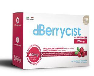 Tocas - Dberrycist Confezione 10 Bustine