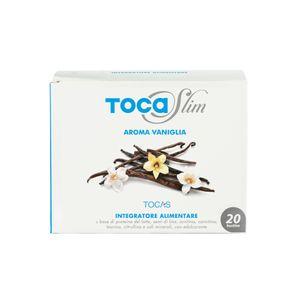 Tocas - Tocaslim Gusto Vaniglia Confezione 20 Bustine Da 19 Gr