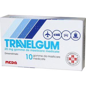 Travelgum - Confezioni 10 Gomme Masticabili