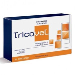 Tricovel - Confezione 45 Compresse (Scadenza Prodotto 28/01/2022)