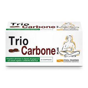 Trio Carbone - Plus Confezione 40 Capsule