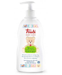 Trudi - Baby Care Bagno Corpo E Capelli Al Miele Di Agrumi Confezione 500 Ml