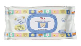 Trudi - Baby Care Salviette Detergenti Confezione 72 Pezzi