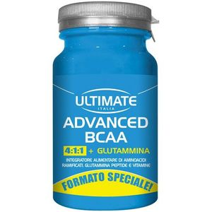 Ultimate - Advanced BCAA Confezione 200 Compresse