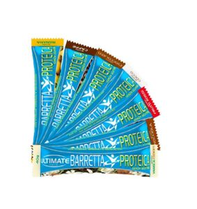 Ultimate - Barretta Proteica 33% Gusto Nocciola Confezione 40 Gr