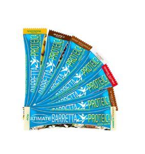 Ultimate - Barretta Proteica 33% Gusto Frutti Rossi Confezione 40 Gr