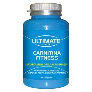 Ultimate - Carnitina Fitness Confezione 120 Capsule