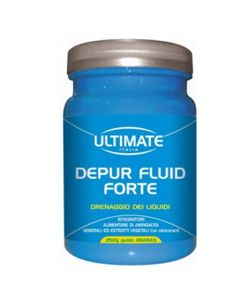 Ultimate - Depur Fluid Forte Confezione 250 Gr