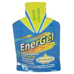 Ultimate - Energel Gusto Limone Confezione 42 Gr