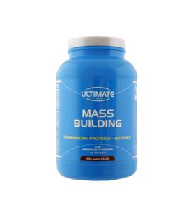 Ultimate - Mass Building Cacao Confezione 1,8 Kg