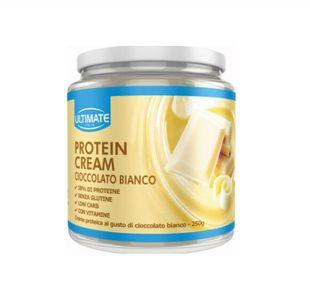 Ultimate - Protein Cream Cioccolato Bianco Confezione 250 Gr