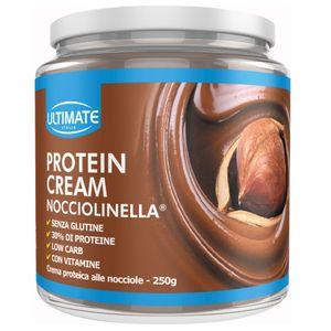 Ultimate - Protein Cream Nocciolinella Confezione 250 Gr