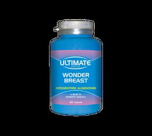 Ultimate - Wonder Breast Confezione 120 Capsule