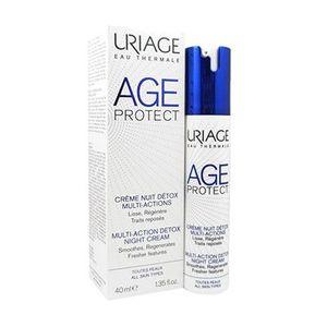 Uriage - Age Protect Crema Notte Detox Confezione 40 Ml