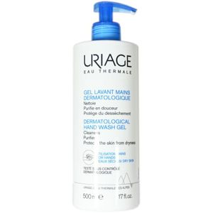 Uriage - Gel Detergente Mani Dermatologico Confezione 500 Ml
