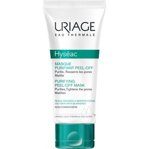 Uriage - Hyséac Maschera Peel Off Confezione 50 Ml