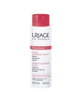 Uriage - Roseliane Fluido Dermodetergente Confezione 250 Ml