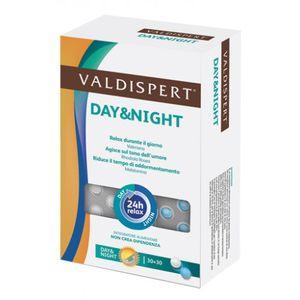 Valdispert -Day&Night 30 Giorno e 30 Notte Confezione 60 Compresse