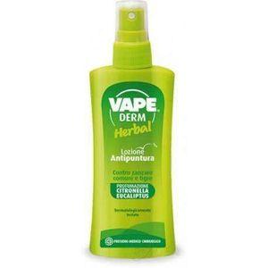 Vape - Derm Herbal Anti Puntura Lozione Confezione 100 Ml
