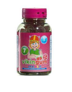 Vikingum - DIfesa Junior Confezione 60 Caramelle Gommose (Scadenza Prodotto 30/06/2021)
