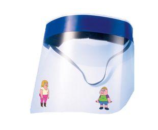 Visiera - Protettiva Per Bambini Clarence Confezione 1 Pezzo