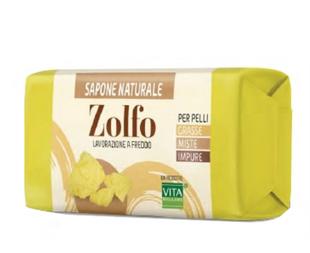 Vita Regularis - Saponetta Zolfo Confezione 100 Gr