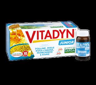 Vitadyn - Junior Confezione 10 Flaconcini (Scadenza Prodotto 28/06/2021)