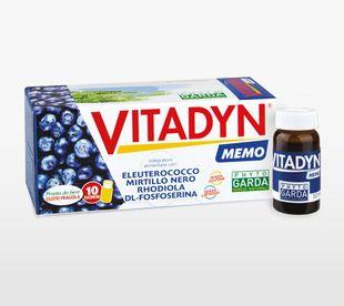 Vitadyn Memo - Confezione 10 Flaconcini