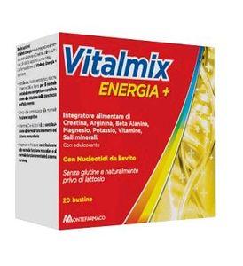 Vitalmix - Energia + Confezione 20 Bustine