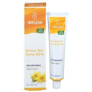 Weleda - Arnica Bio Forte 60% Gel Lenitivo Confezione 25 Gr