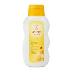 Weleda - Baby Bagno Calendula Confezione 200 Ml