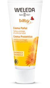 Weleda - Baby Crema Protettiva Calendula Confezione 75 Ml