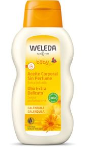 Weleda - Baby Olio Extra Delicato Calendula Confezione 200 Ml