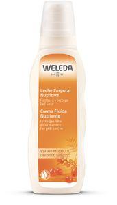 Weleda - Crema Fluida Nutriente Olivello Spinoso Confezione 200 Ml