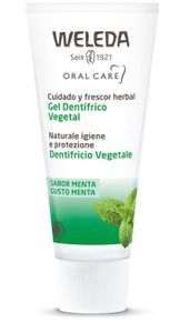 Weleda - Dentifricio Gel Vegetale Confezione 75 Ml