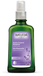 Weleda - Olio Rilassante Lavanda Confezione 100 Ml
