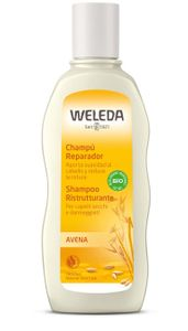 Weleda - Shampoo Ristrutturante Avena Confezione 190 Ml