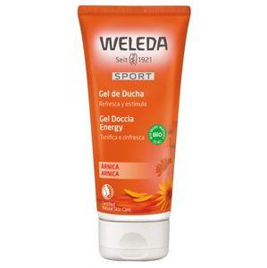 Weleda - Sport Gel Doccia Energy Arnica Confezione 200 Ml