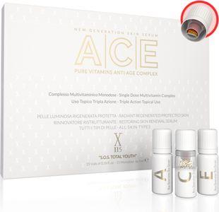 X115 - Ace New Generation Skin Siero Viso Confezione 15 Flaconcini