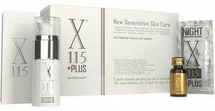 X115 - (Man) Plus Cofanetto da 15 Flaconi + 15 Bustine Con Omaggio New Generation Cream Man/Woman 15 ml