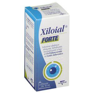 Xiloial - Forte Soluzione Oftalmica Confezione 10 Ml