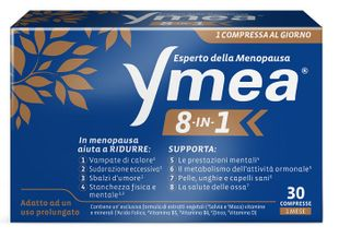 Ymea - 8 In 1 Confezione 30 Compresse