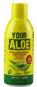 Your Aloe - Succo Di Aloe Vera Confezione 500 Ml
