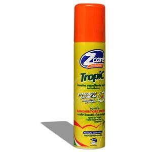 Zcare Protection - Tropic Spray Confezione 100 Ml