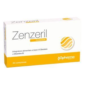 Zenzeril - Confezione 30 Compresse (Scadenza Prodotto 28/10/2021)