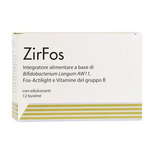 ZIr Fos - Confezione 12 Bustine (Scadenza Prodotto 28/12/2021)
