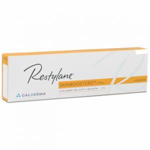 Galderma - Restylane Skinbooster Vital Con Lidocaina Confezione 1 Siringa Fiala Preriempita 1 Ml