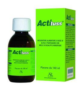 Actituss - Sciroppo Confezione 140 Ml (Scadenza Prodotto 01/07/2021)